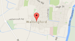 wallingford Map